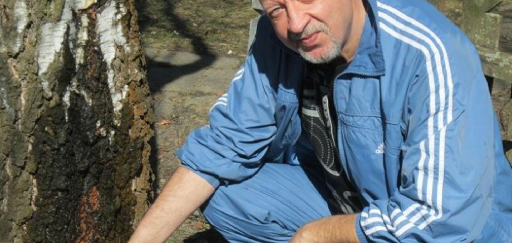 Колишнього козачого отамана знайшли мертвим у лісі