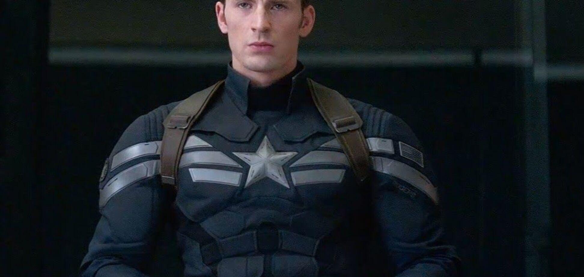 Капитана Америка заметили в Киеве