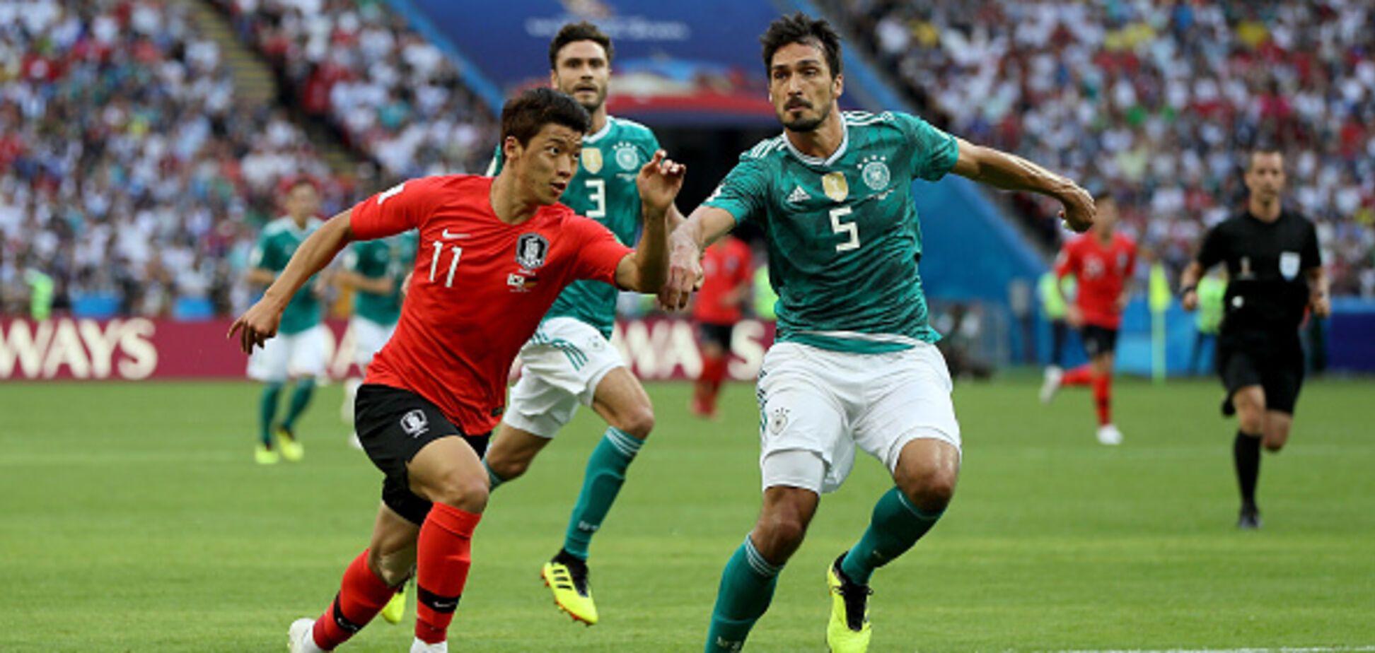 Південна Корея - Німеччина: огляд матчу ЧС-2018
