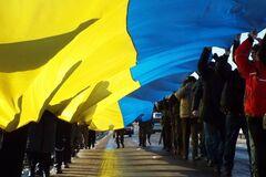 'Слава Україні!' Жителі Донбасу влаштували яскраву 'провокацію' під носом у окупантом
