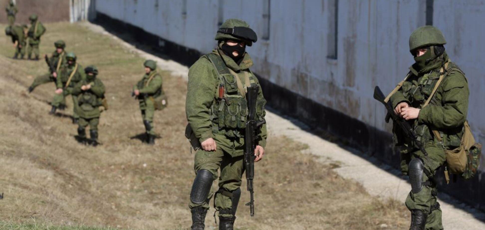 'Ви дограєтеся!' Окупанти пригрозили Україні через Крим