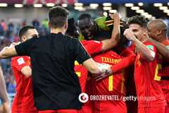 Англія - Бельгія - 0:1: онлайн-трансляція матчу ЧС-2018