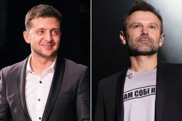 Порошенко висловився про Вакарчука і Зеленського