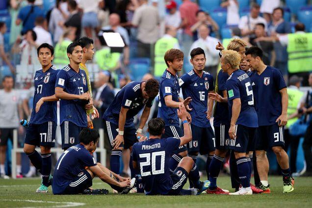 Збірна Японії вийшла в плей-офф, не дивлячись на ганебну поразку