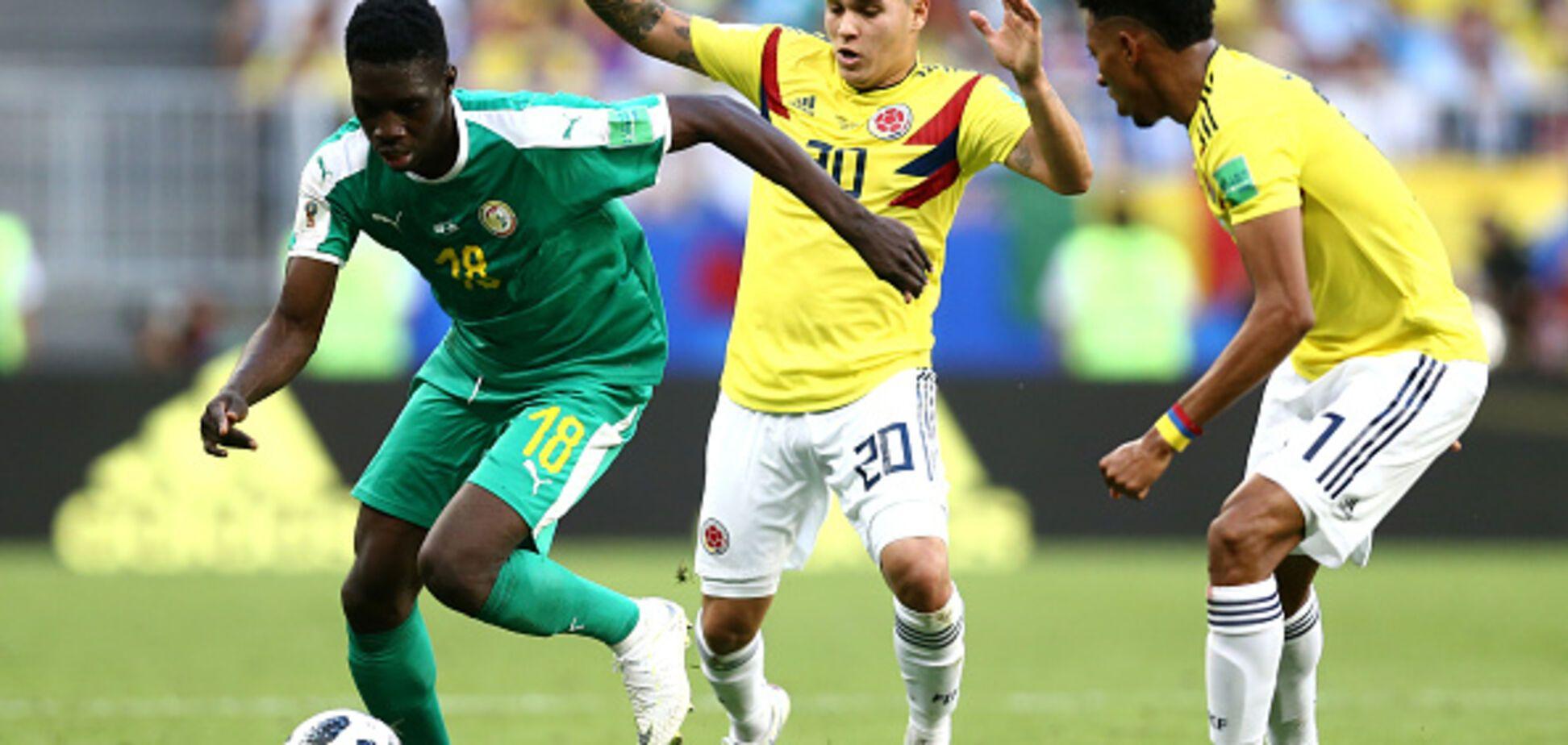 Сенегал - Колумбія: огляд матчу ЧС-2018