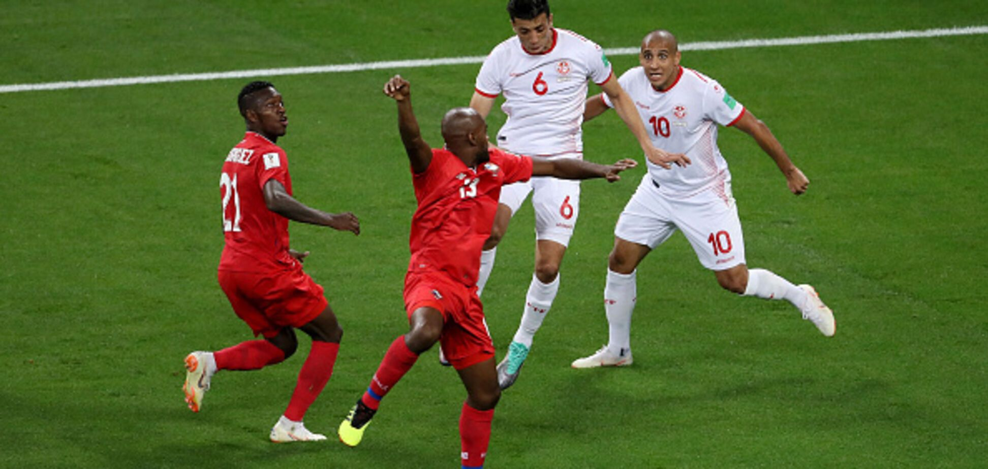 Панама - Туніс: огляд матчу ЧС-2018