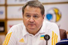 Мурзин объяснил поражение сборной Украины по баскетболу