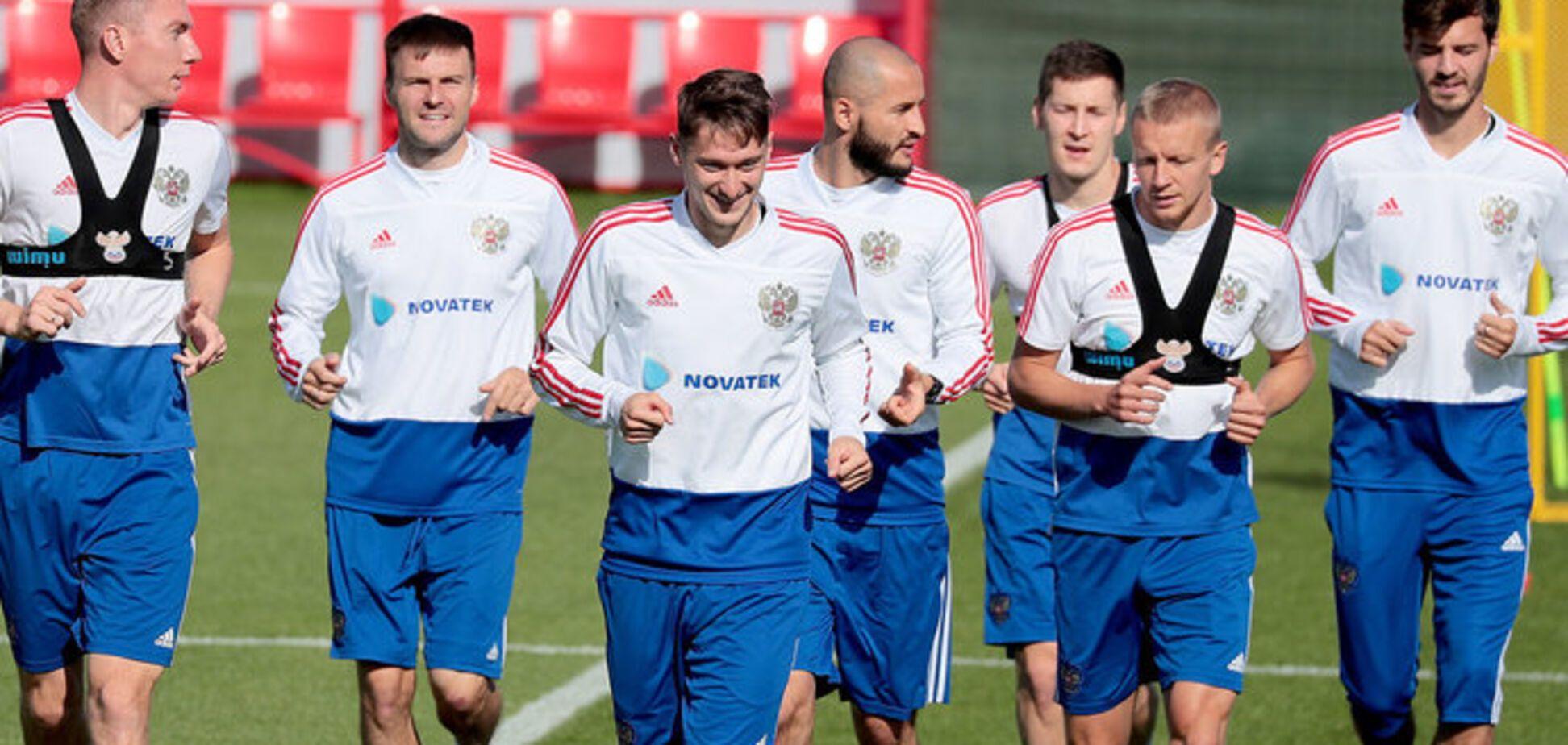 Англійський спортивний журналіст жорстко висловився про збірну Росії