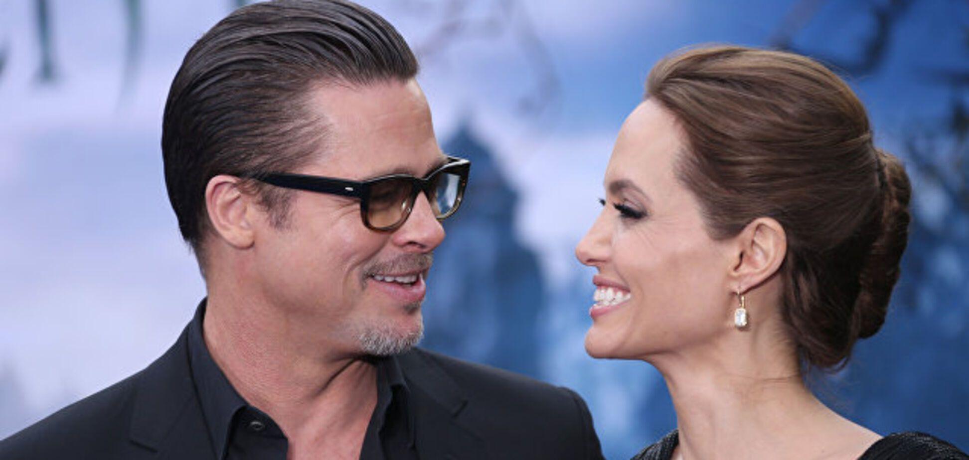 Джолі і Пітт знову разом? ЗМІ опублікували докази