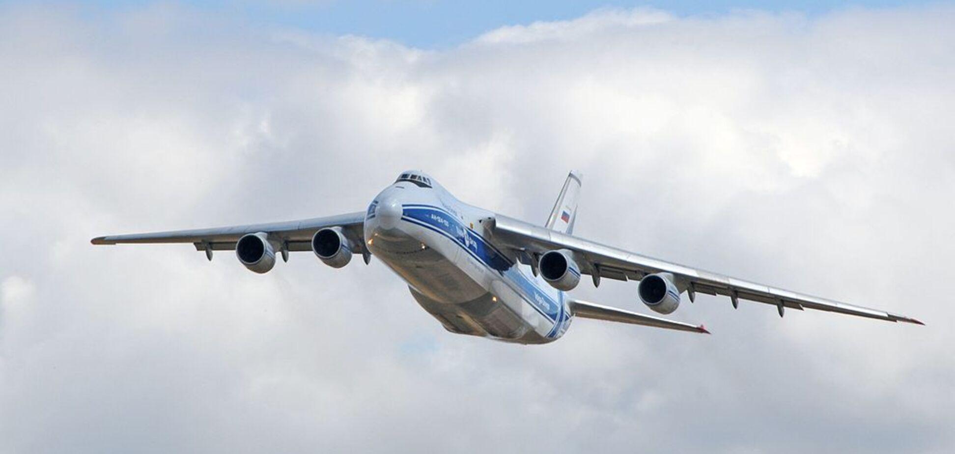 Россия снова захотела выпускать украинские самолеты