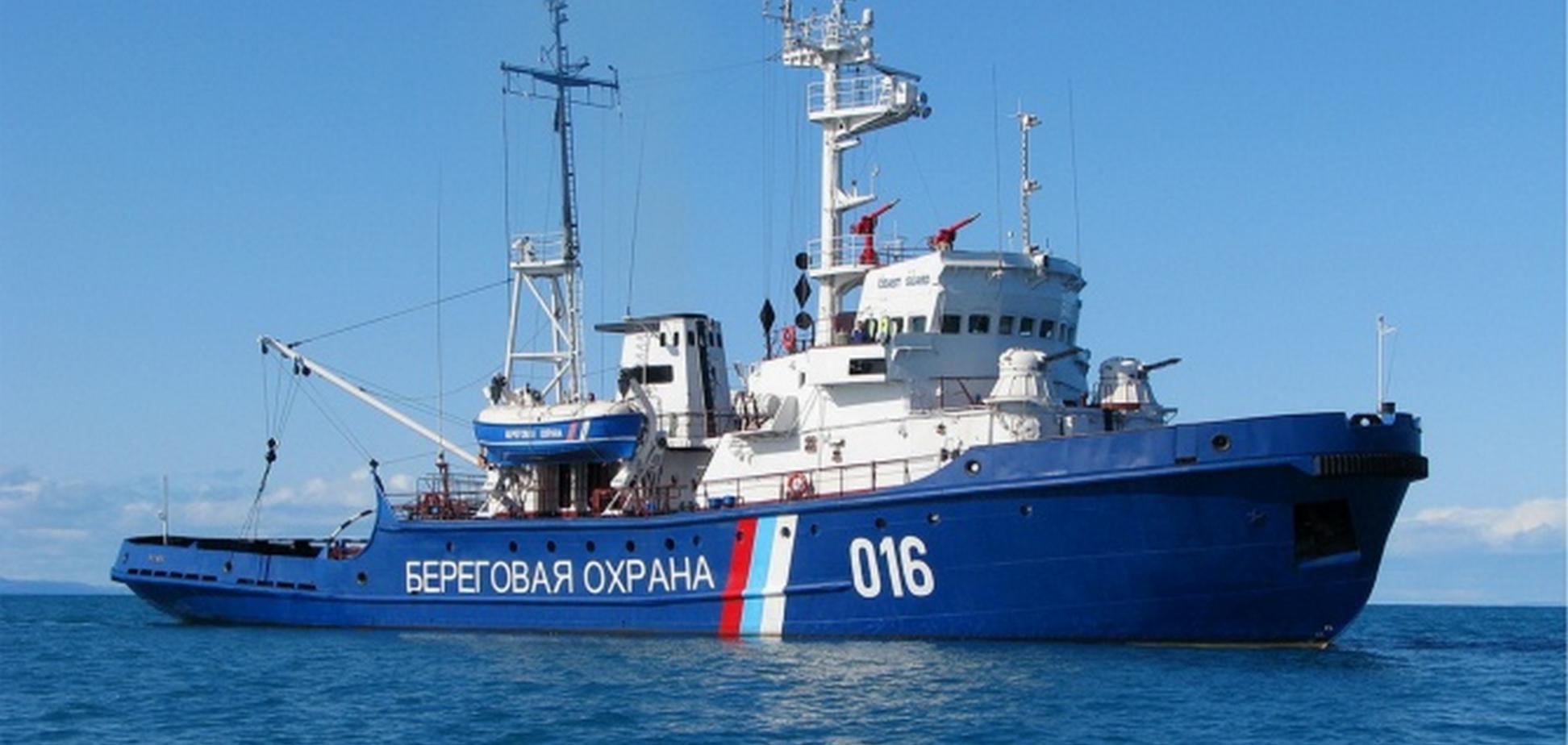 Морские войны России и Украины: всплыли нюансы о захвате судна 0041