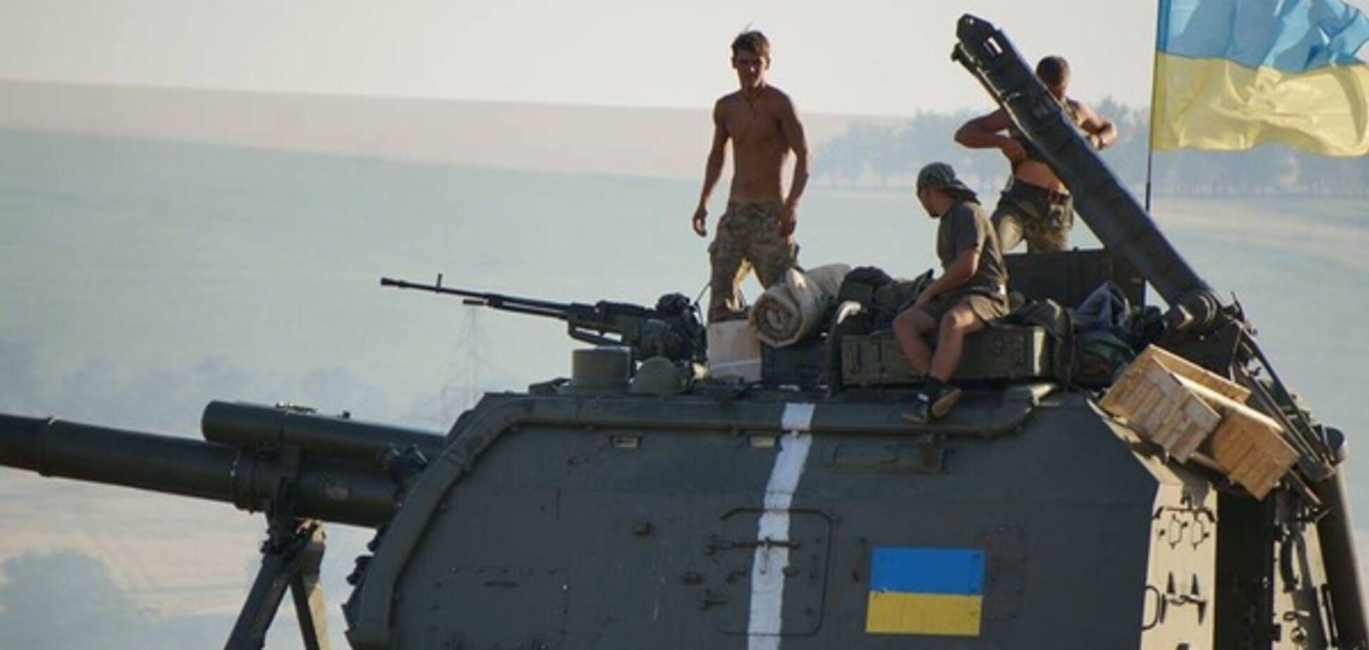 На Донбассе  прошли интенсивные бои
