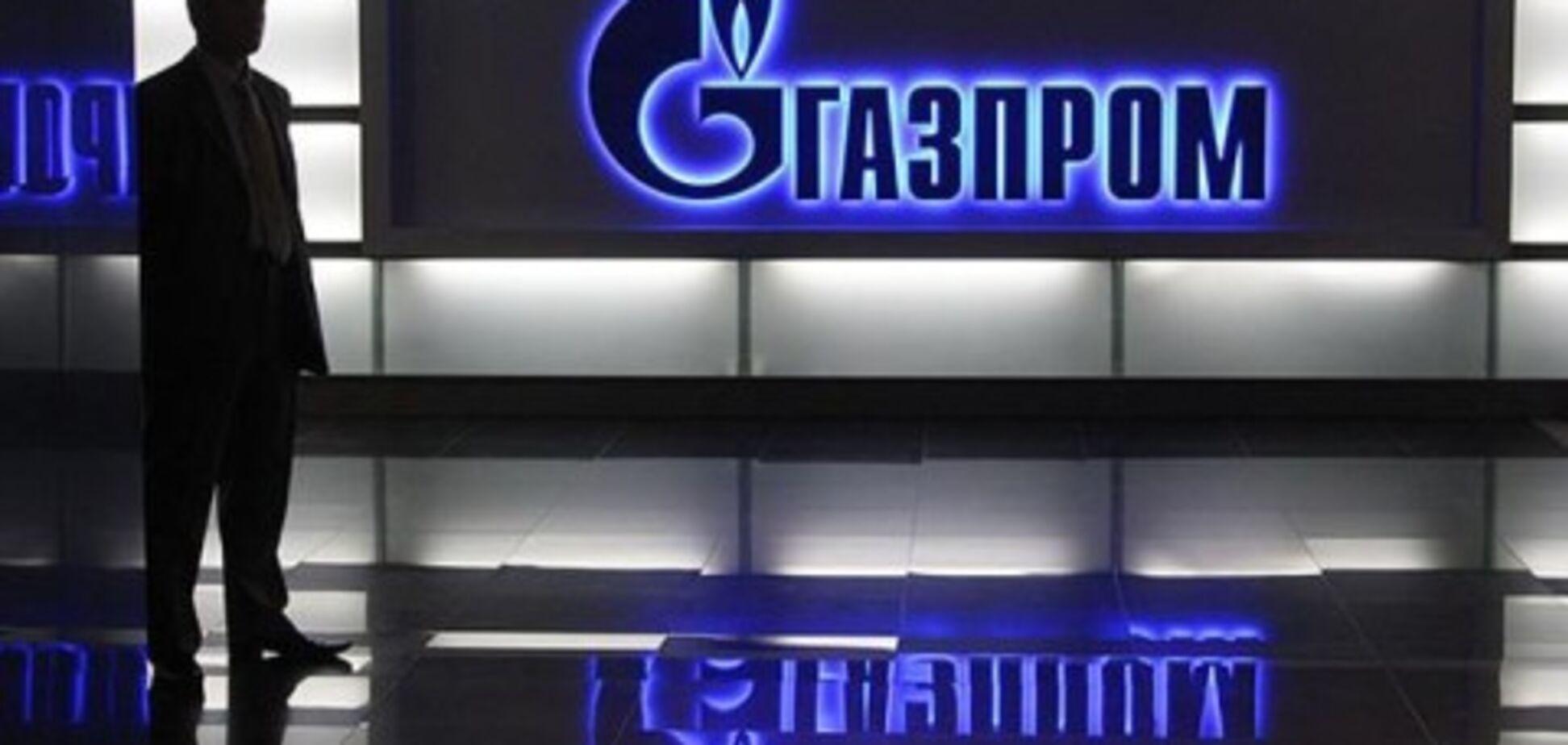 'Газпром' заявил о новом иске по расторжению контрактов с Украиной