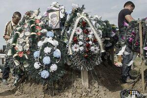 'То був світ мій': на Закарпатті поховали жорстоко вбитого у Львові рома