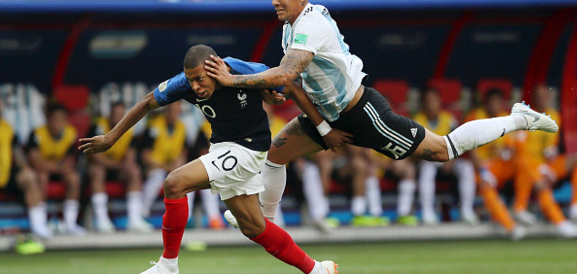 Франція і Аргентина забили сім голів у неймовірному матчі ЧС-2018
