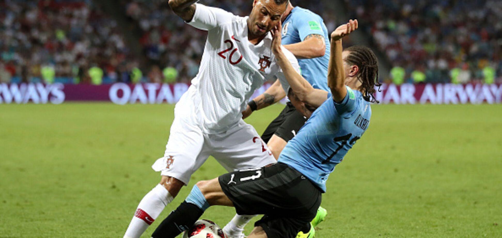 Португалія - Уругвай: огляд 1/8 фіналу ЧС-2018