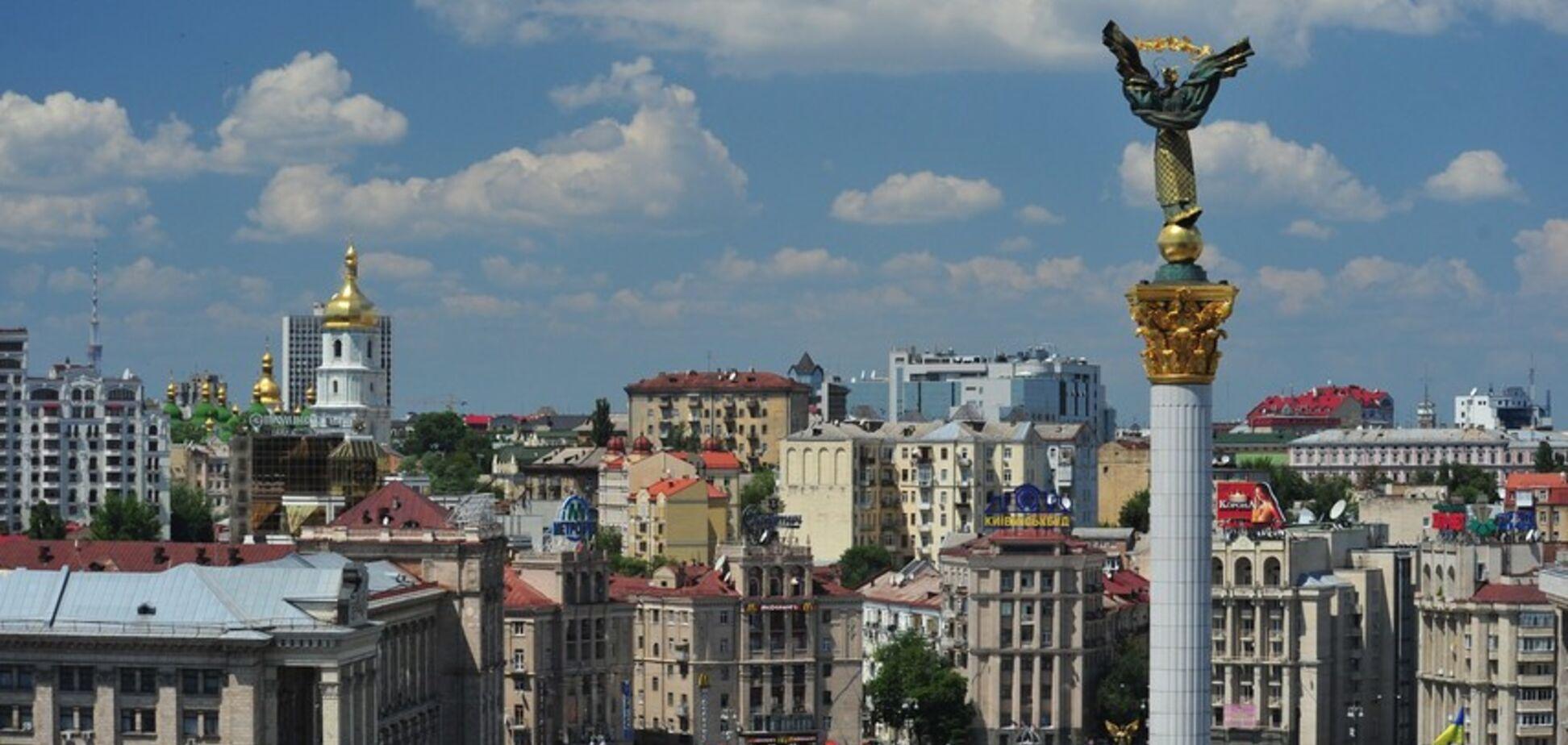 Як я мріяла про той Київ! Для мене це був як Нью-Йорк