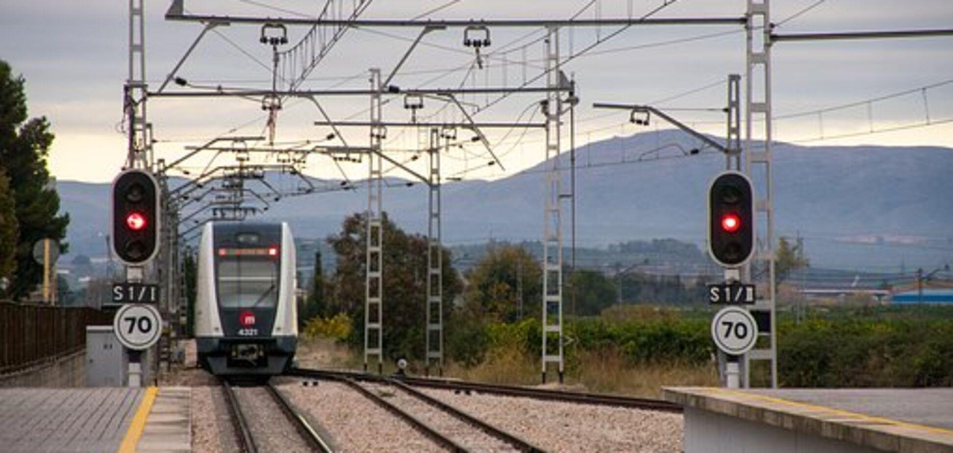 Квитки на потяги в Україні