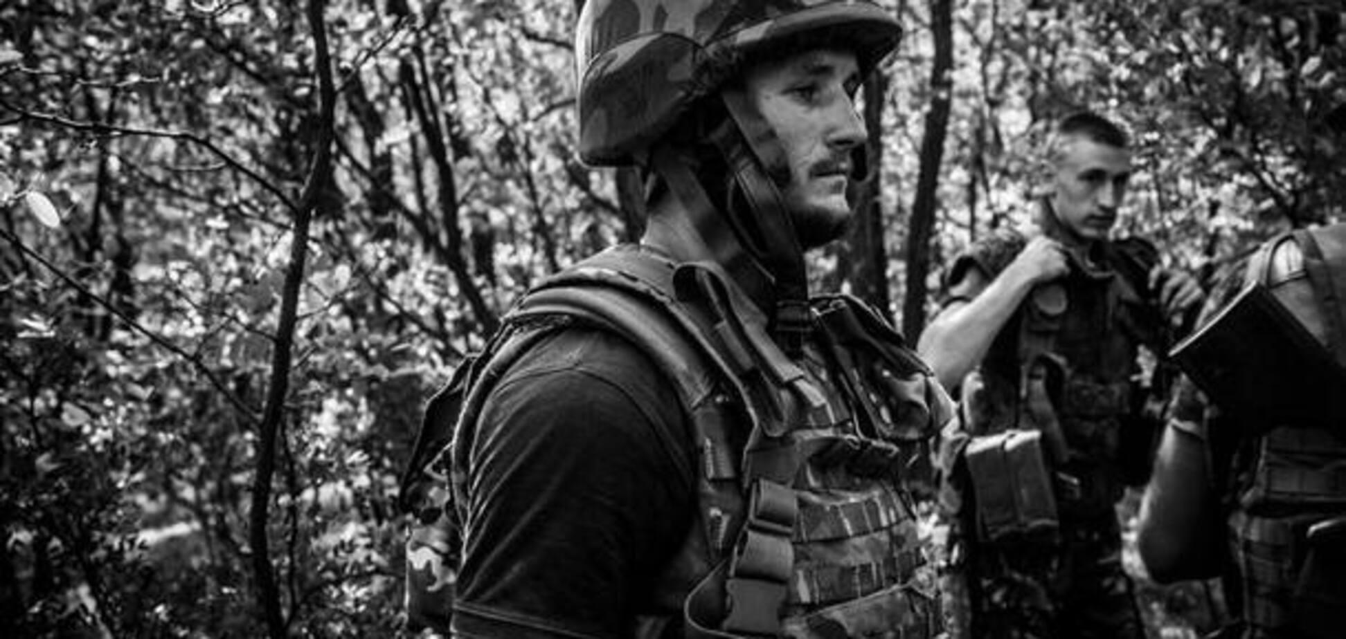 'Його бойовий дух вражав': на Донбасі загинув брат Георгія Гонгадзе