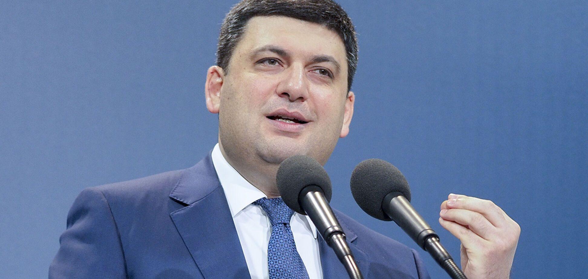 Отставка Гройсмана: у Порошенко заговорили о новом статусе премьера