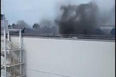 В России снова произошел пожар в крупном ТЦ: фото, видео