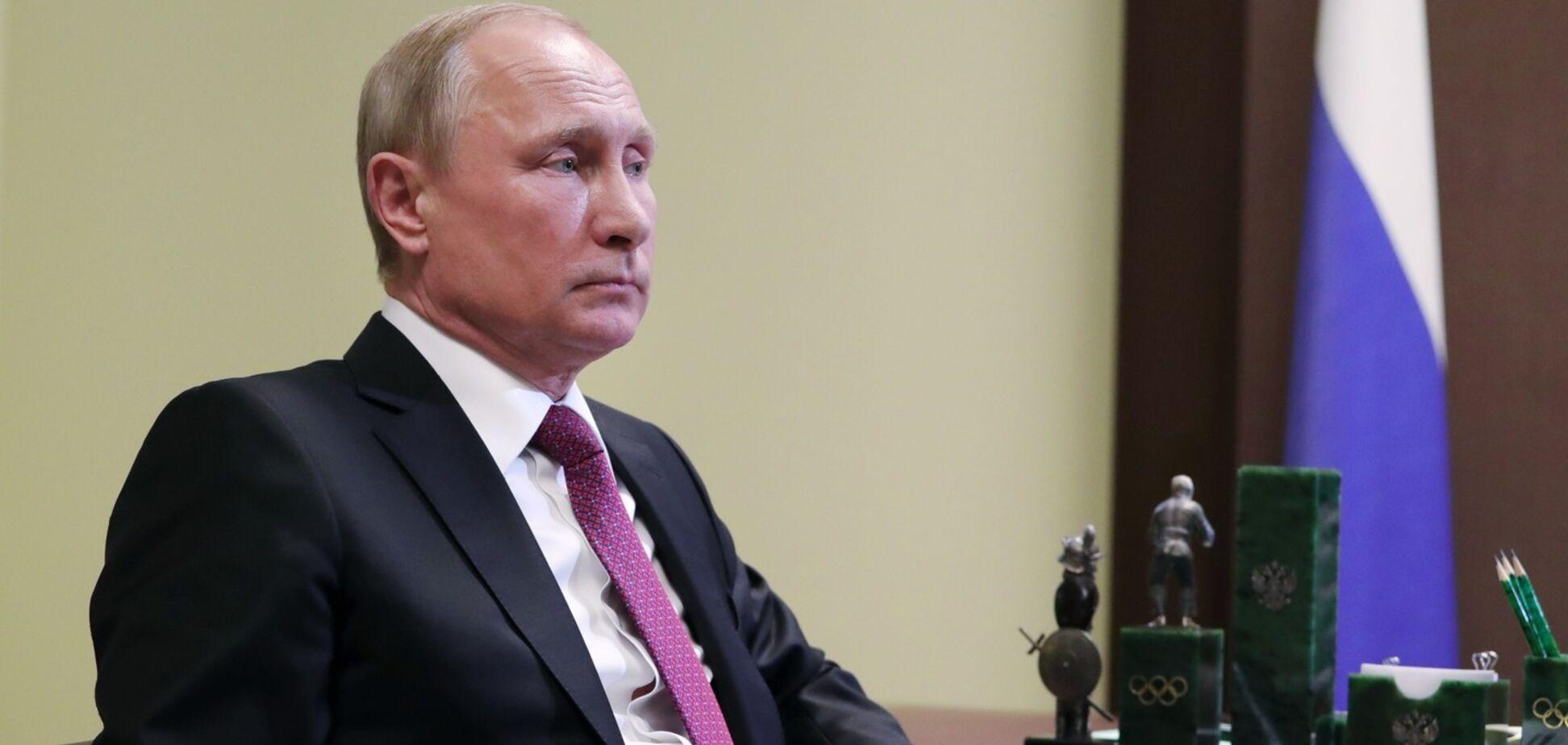 Пескову уже влетело: как Путин облажался в интервью