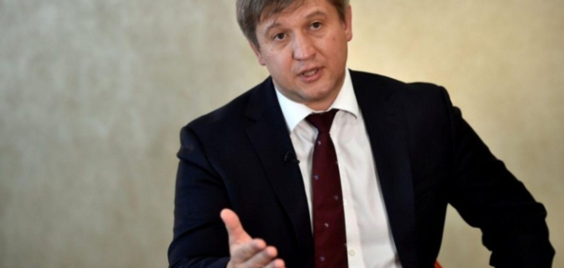 Данилюка - на вихід: чим він завинив перед українцями