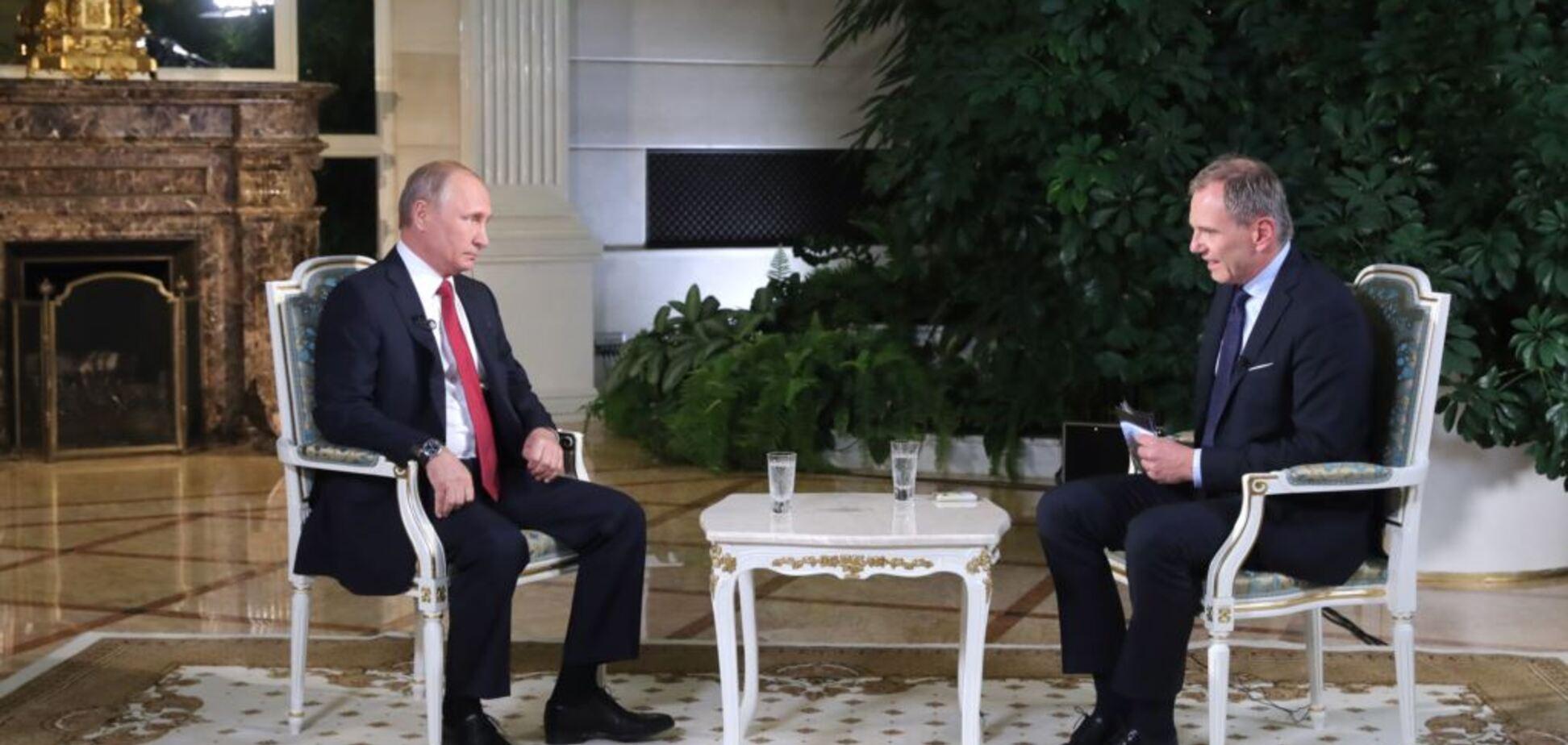 Путина вывели из себя