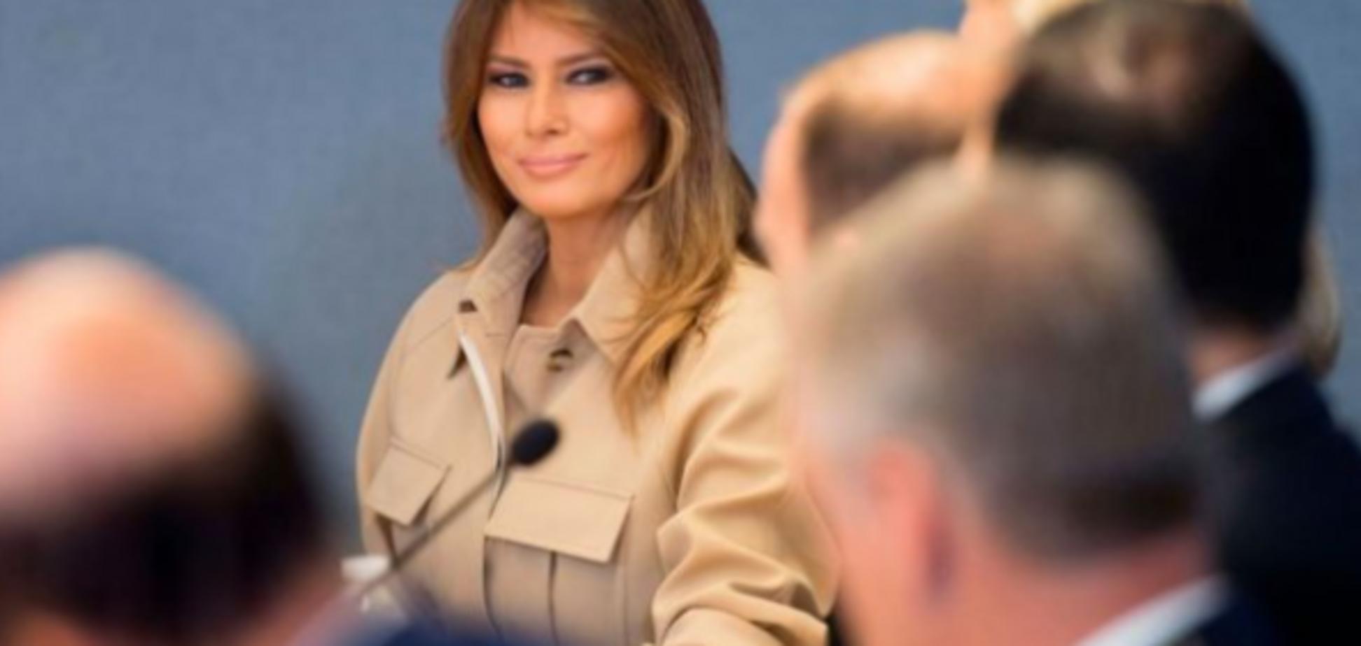 Меланія Трамп повторила образ Джекі Кеннеді