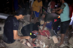 В Багдаде взорвались склады боеприпасов: погибли 18 человек, ранены около сотни