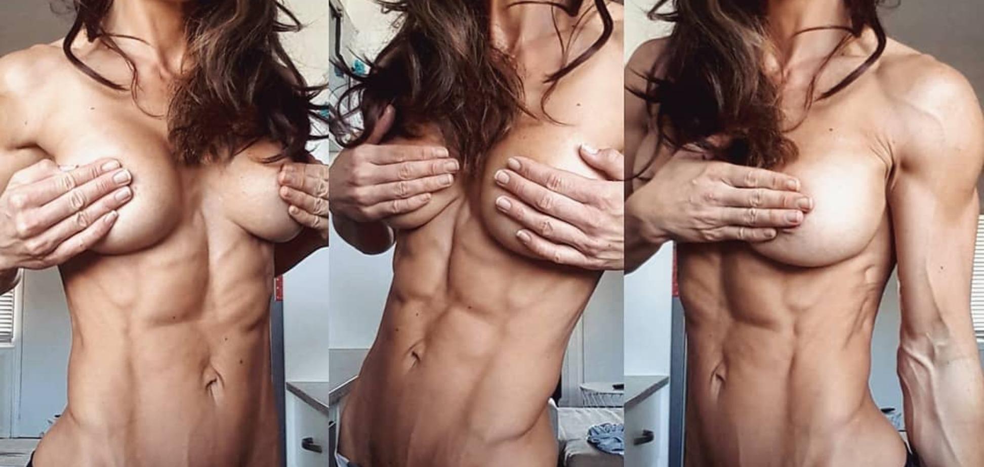 Відома фітнес-чемпіонка 'випадково' виклала голе відео в Instagram