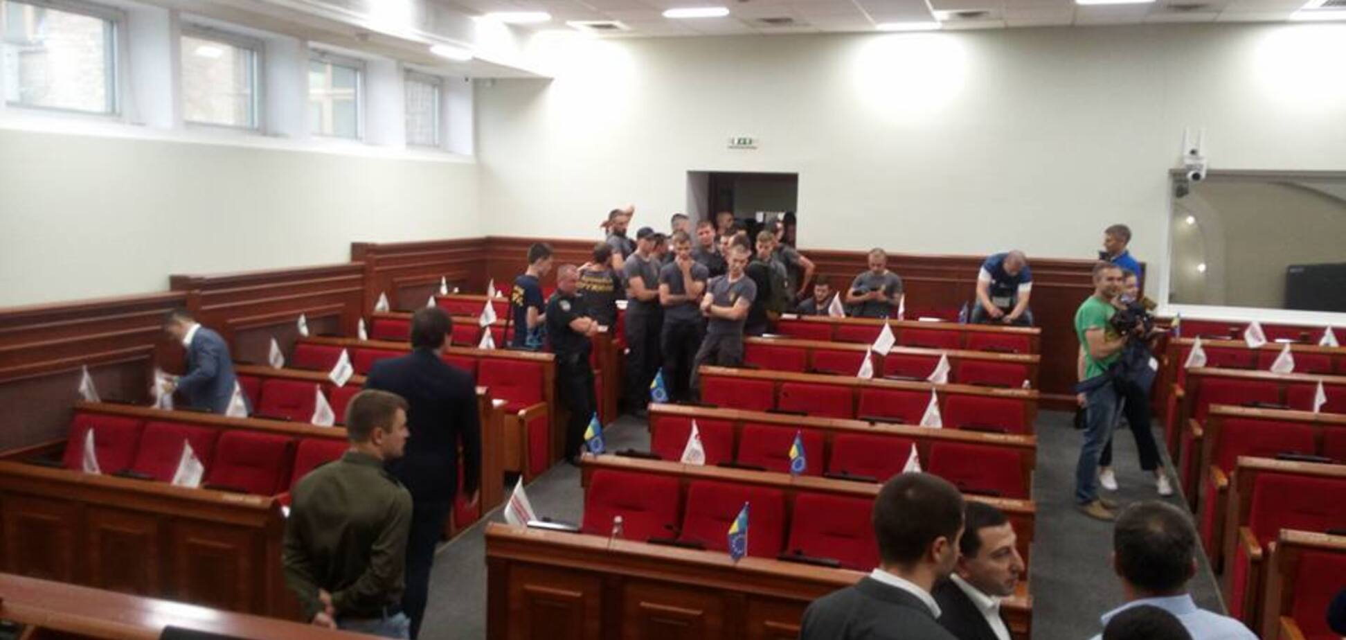 'Захоплення' Київради: радикали висунули умову