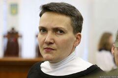 'Пашинского финансирует Путин': Савченко обратилась в СБУ