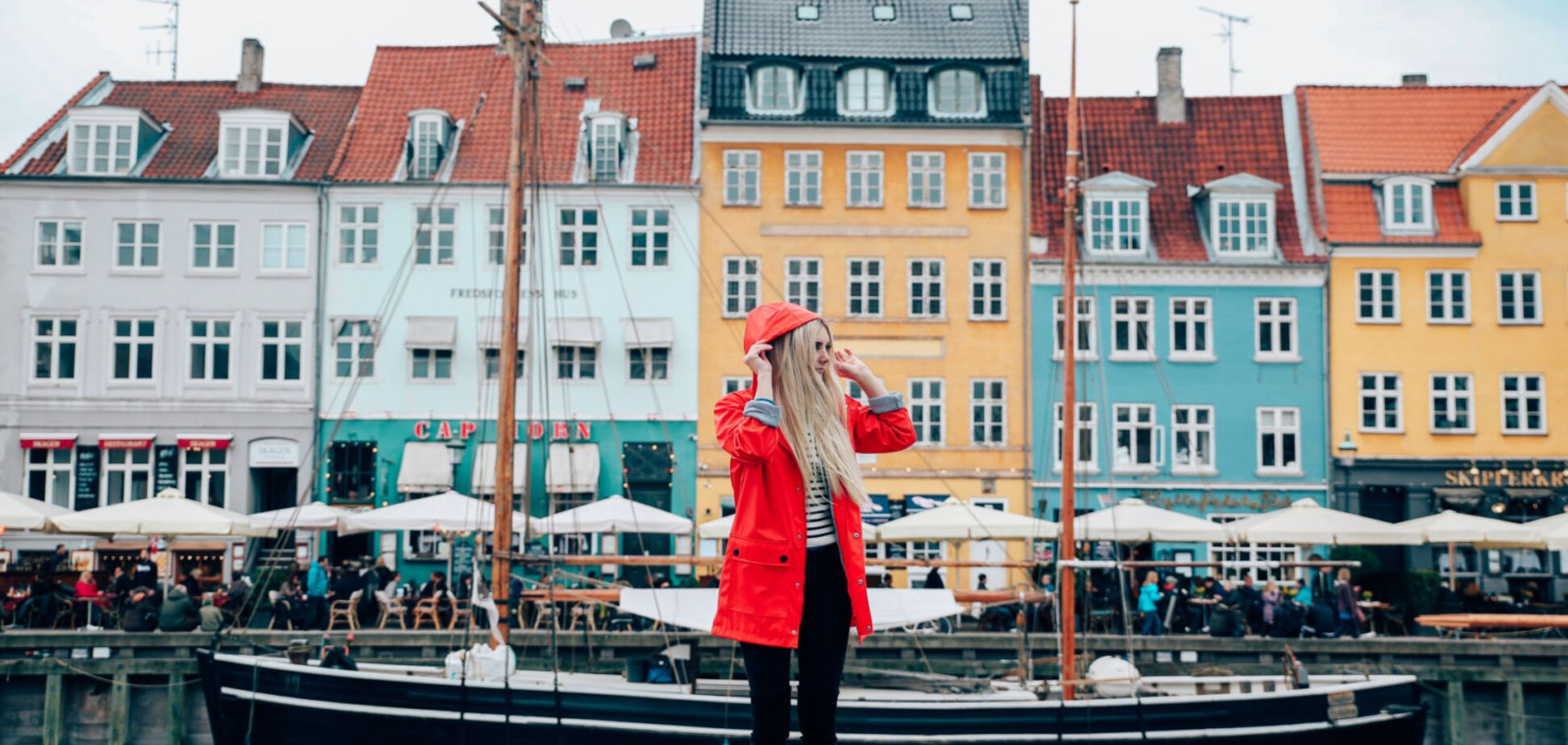 Прозорі стіни і зоровий контакт: архітектор розкрила секрети Копенгагена