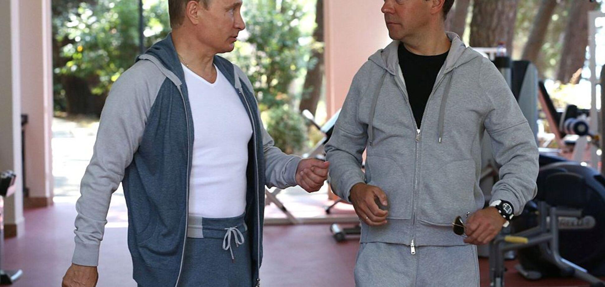 Путин и Медведев чувствовали, что подведут отечество к катастрофе