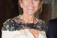 Перша леді Франції Бріджит Макрон здивувала вибором вбрання на Тижні високої моди
