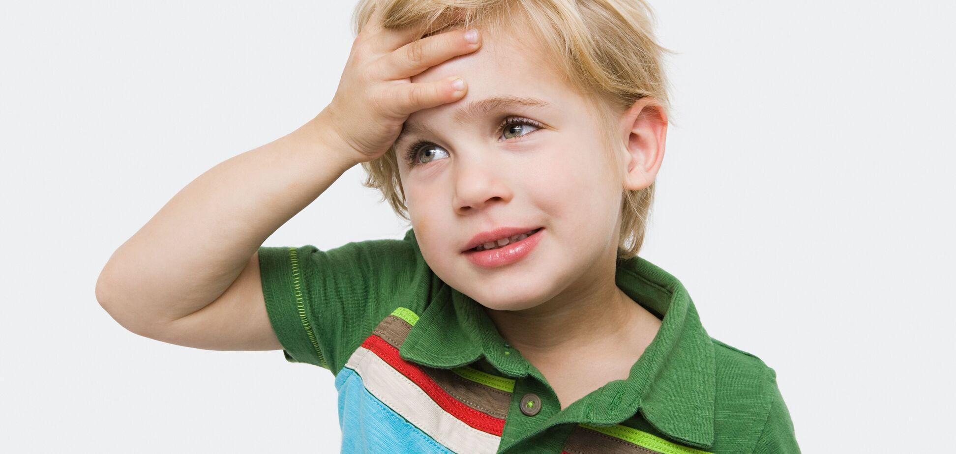 Травма головы у ребенка - что делать?