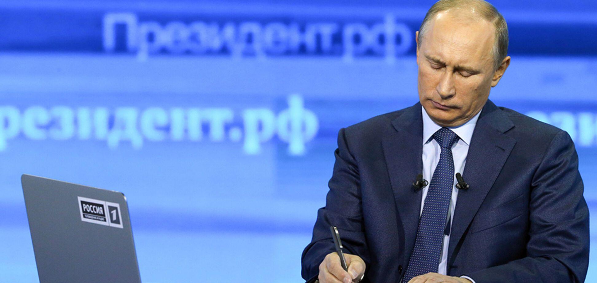 Дуракам урока Крыма и Донбасса было мало