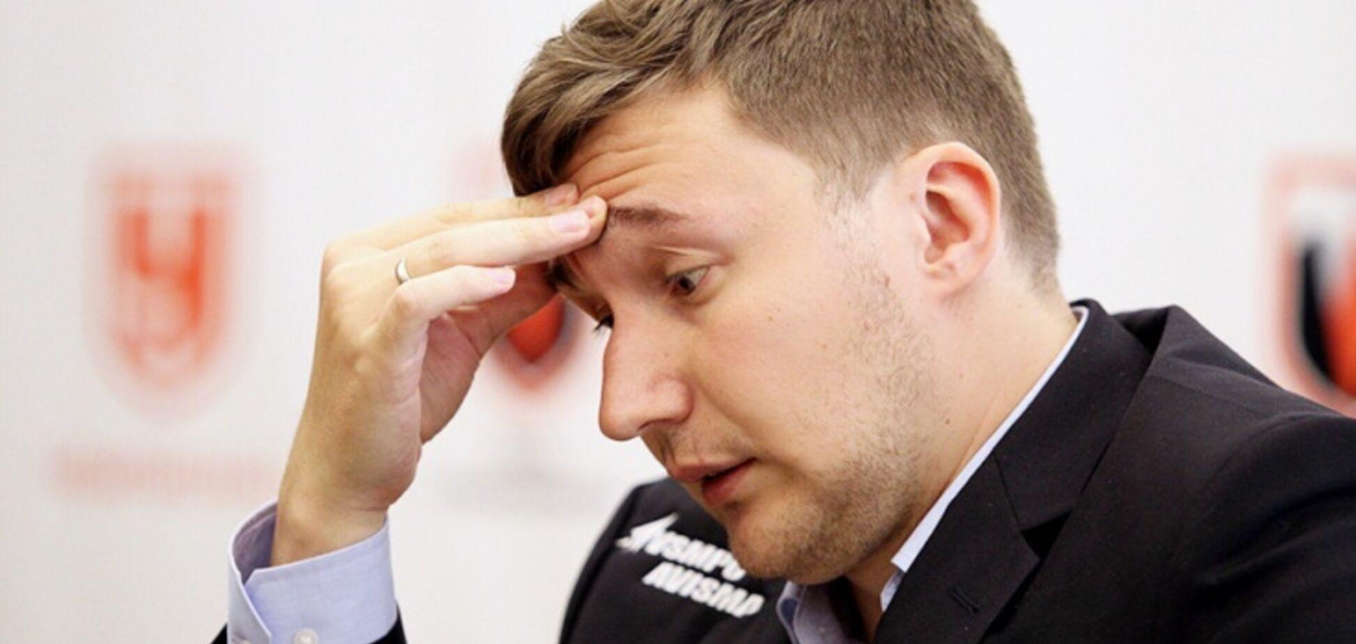 Предатель Украины упал в рейтинге ФИДЕ
