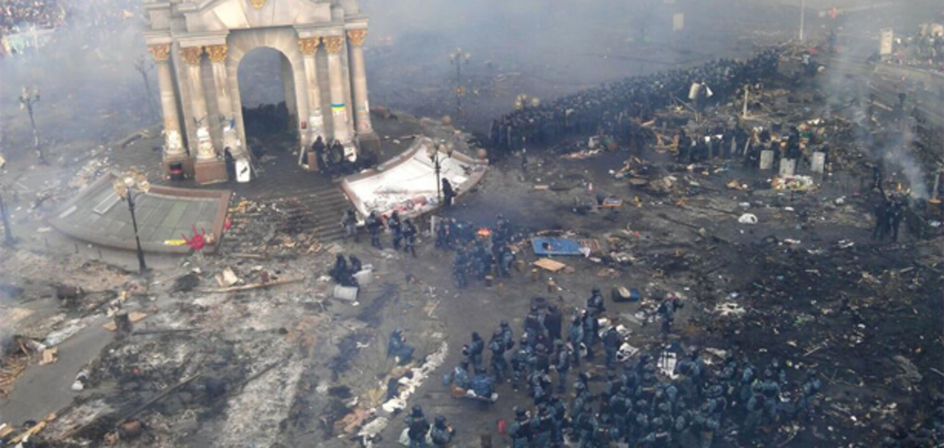 'Майдан хотели взорвать': экс-охранник Януковича заявил о 'теракте'