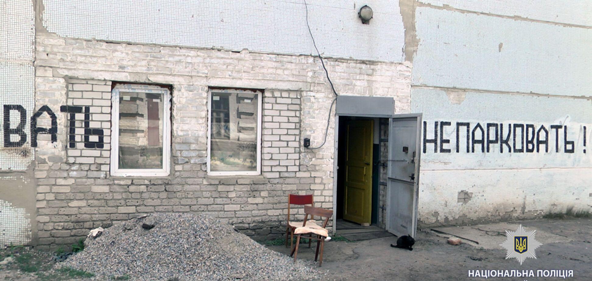 На Харьковщине поймали педофила, который запер 9-летнюю девочку в котельной