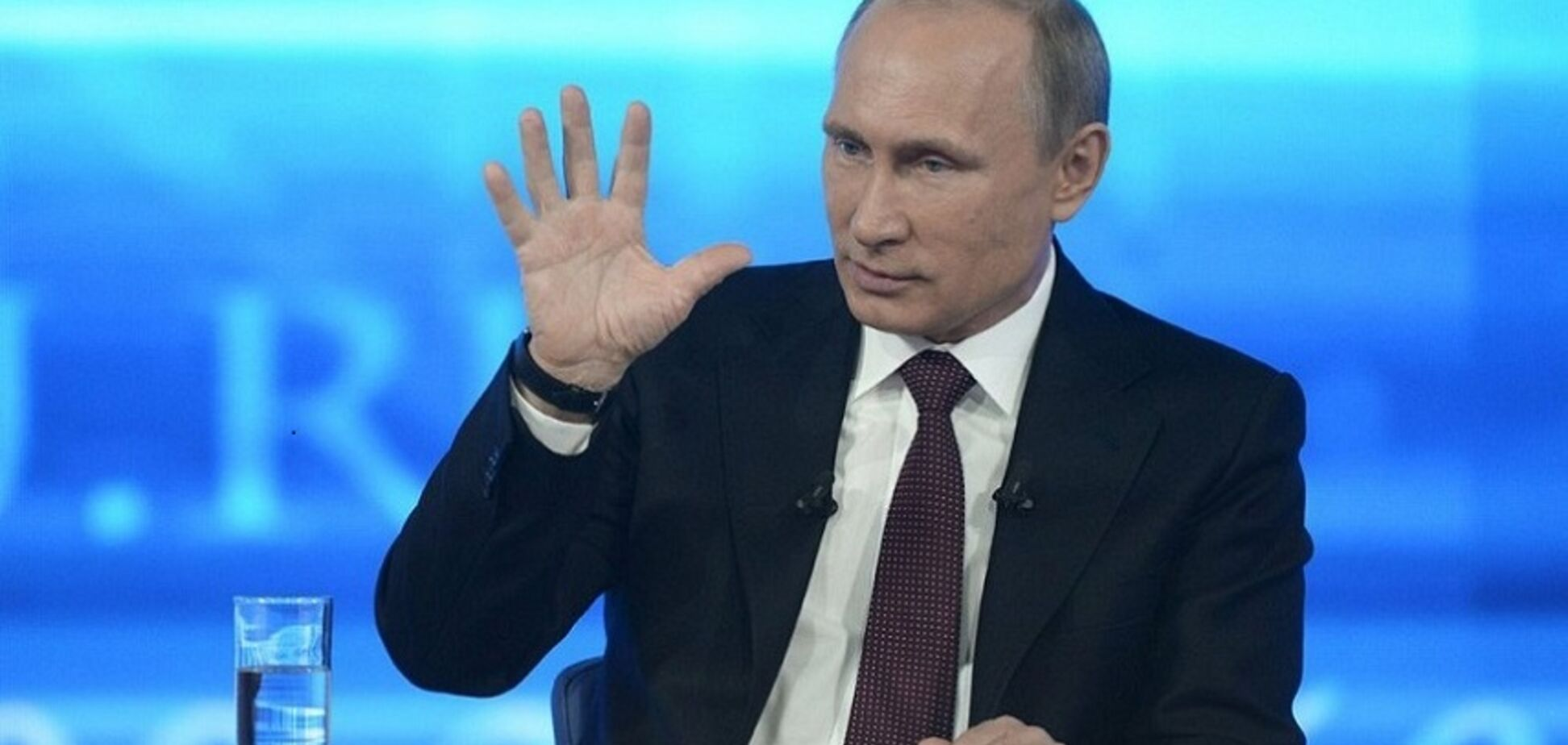 Грозный рык Путина ничего в России не изменит