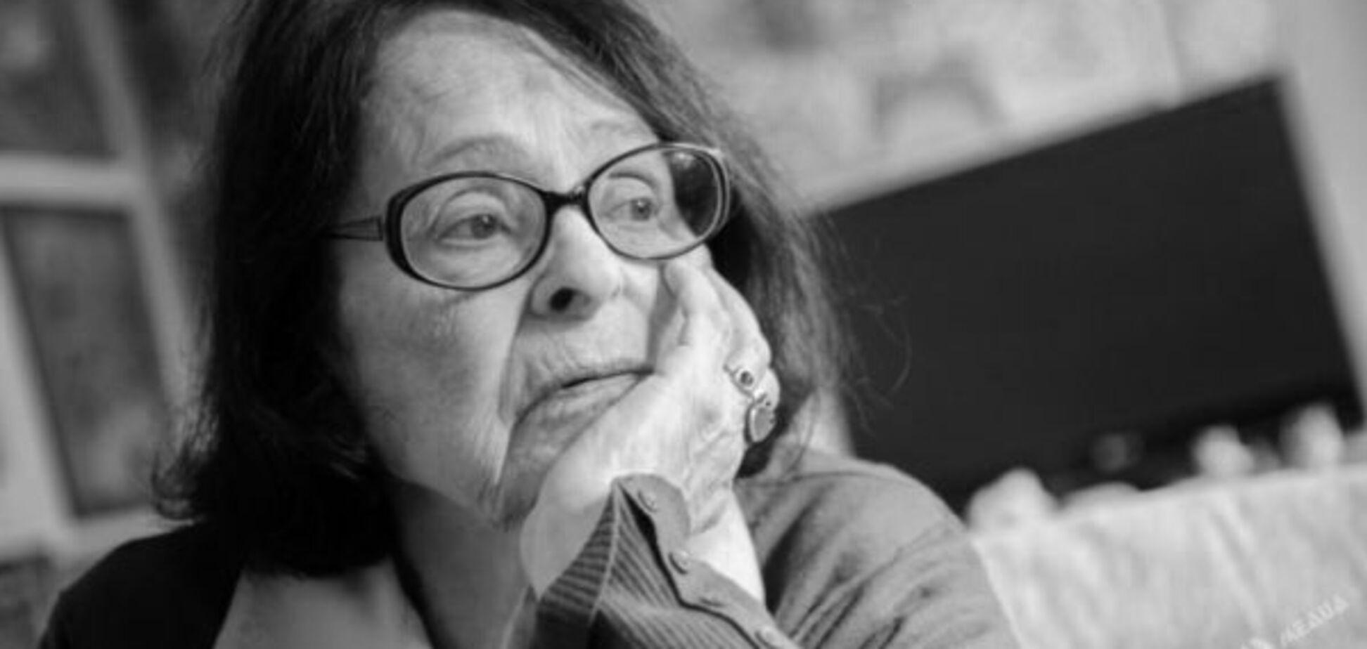 Смерть Киры Муратовой: легенду кино провели в последний путь