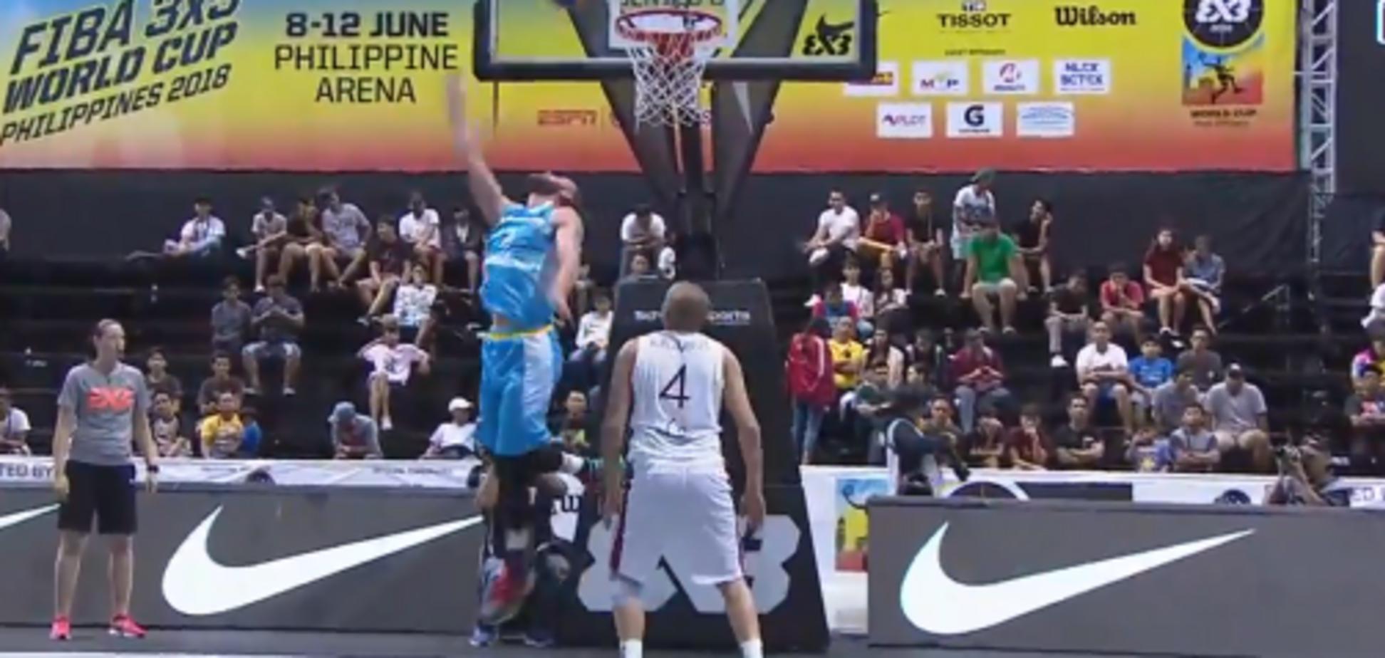 Українці драматично стартували на КМ з баскетболу 3х3
