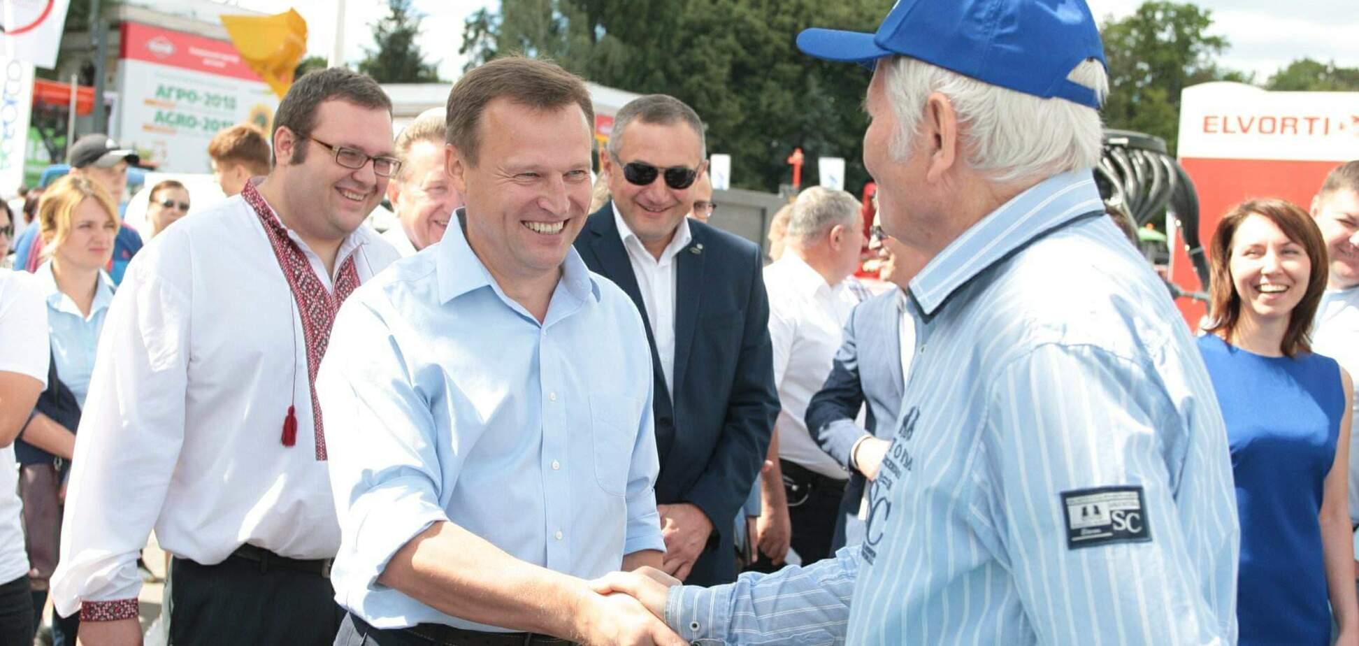 Аграрии должны создать сильную фракцию в следующем парламенте - Скоцик