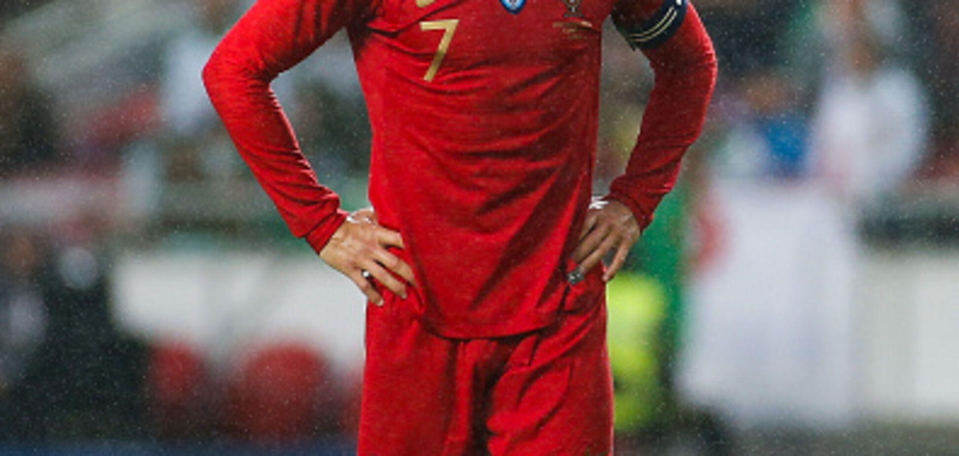 Роналду засуджений до двох років в'язниці