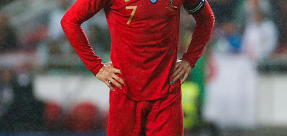'Реал' запропонував принизливий контракт Кріштіану Роналду