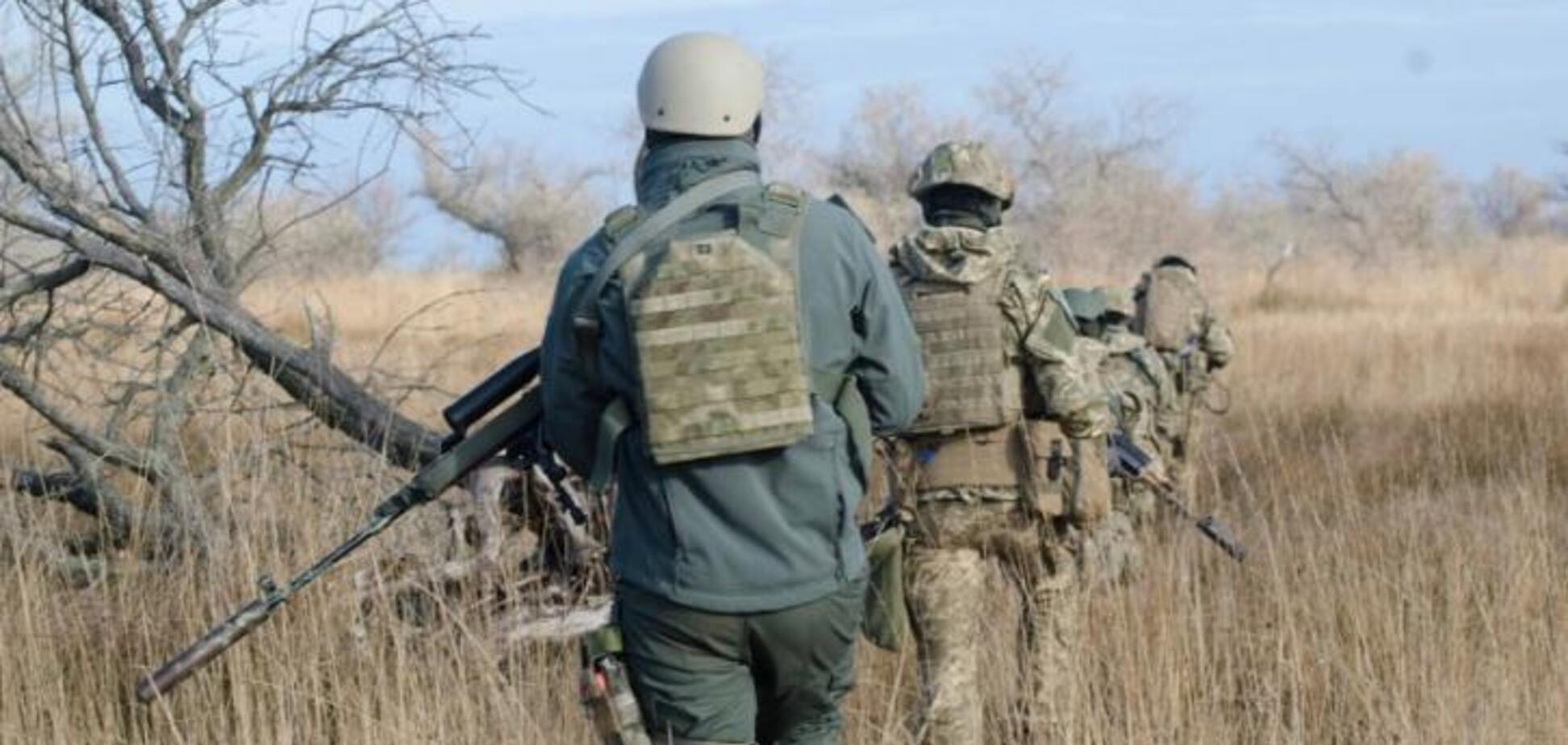 На Донбассе активизировались террористы: ранен боец ООС