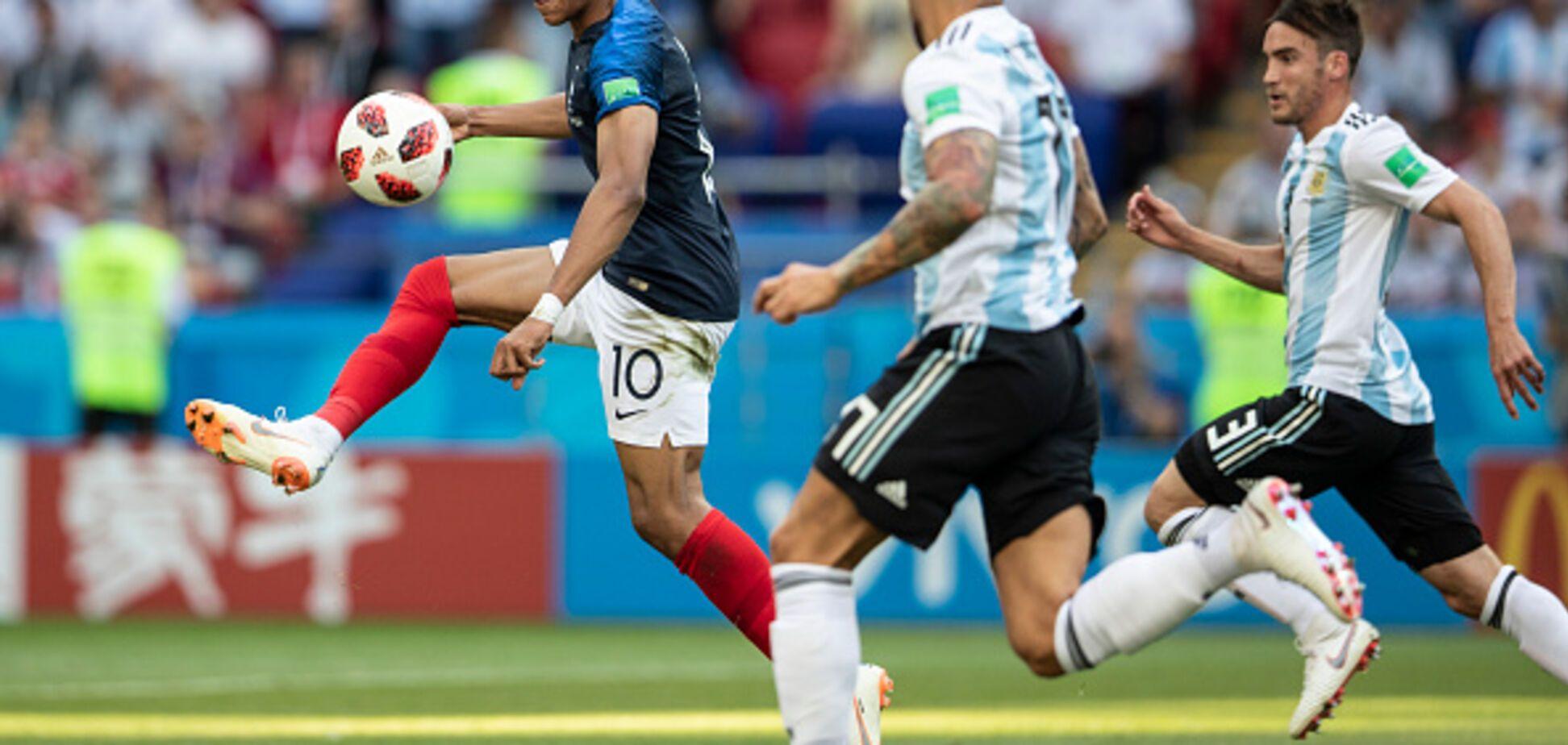 Французький футболіст встановив запаморочливий рекорд чемпіонатів світу