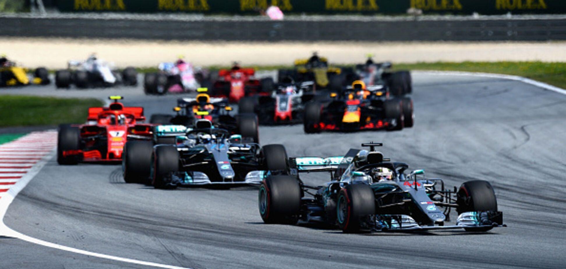 Формула-1: Гран-прі Австрії завершився грандіозним провалом лідерів